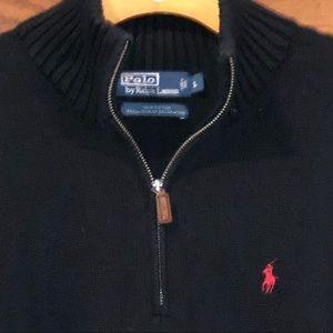 Polo Ralph Lauren Zip Collar Sweater